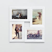 Magic Four Multi-Frame in White - Urban Outfitters