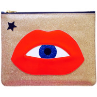 Lips & Eyes 2.0 Clutch