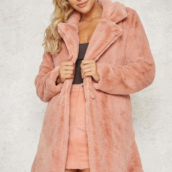 Puffy Coat Blush