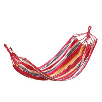 Fiesta Colors Striped Hammock