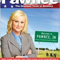 Pawnee: The Greatest Town in America, Leslie Knope, (9781401310646). Paperback - Barnes & Noble