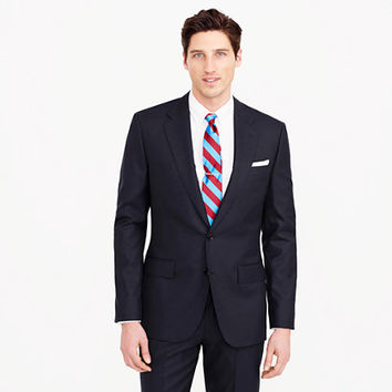 Ludlow wide-lapel suit jacket in Italian wool - THE LIGHTWEIGHT ITALIAN CASHMERE CREWNECK SWEATER & MORE -Men- J.Crew