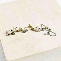 Midnight Moon Earring Set- Assorted One