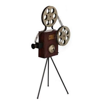 Movie Camera Statue | Kirkland's