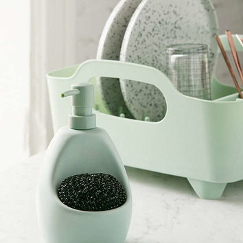 Joey Dish Soap Pump + Scrubber | Urban Outfitters