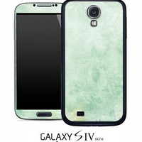 Vintage Green Textured Skin for the Samsung Galaxy S4, S3, S2, Galaxy Note 1 or 2