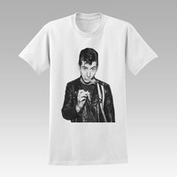 alex turner ciggy arctic monkeys t-shirt unisex adults