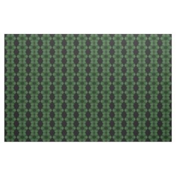 Green Kaleidoscope Fabric