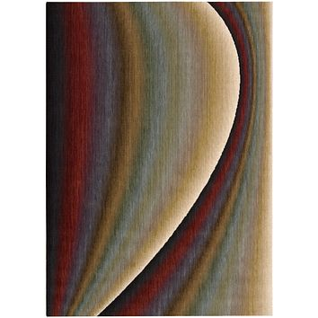 Radiant Arts Rainbow Rug - 4 Size Options