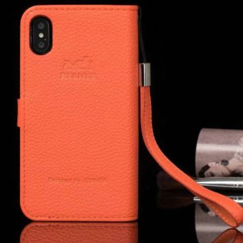 Perfect Hermès Phone Cover Case For iphone 6 6s 6plus 6s-plus 7 7plus