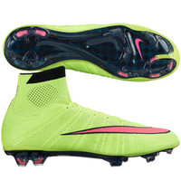 NIKE Mens Mercurial Superfly FG Firm Ground Soccer Cleat