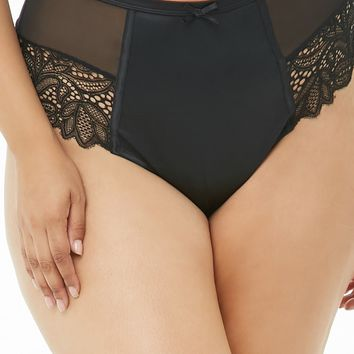 Plus Size Gabi Fresh x Playful Promises Thong Panty
