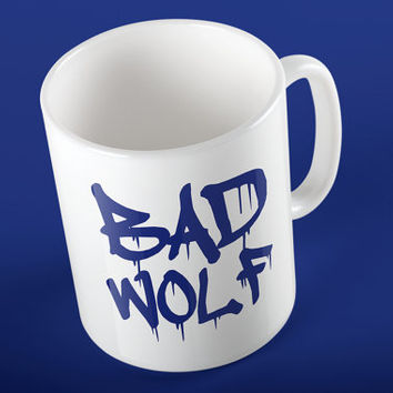 Doctor Who - BAD WOLF Ceramic Mug