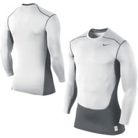 Nike Men's Pro Hyperwarm Lite Compression Long Sleeve Shirt | DICK'S Sporting Goods