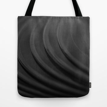 Vinyl I Tote Bag by Pepe Rodriguez