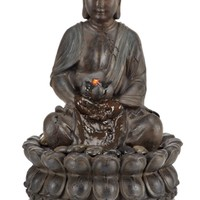 "15"" Buddha Fountain 