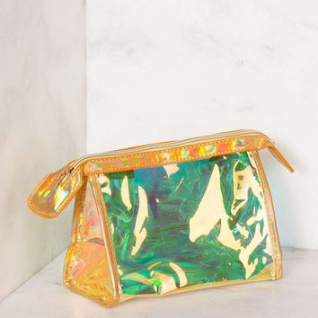Daydream Iridescent Make-up Bag