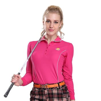 Golf Polo Shirts Women's T Shirt