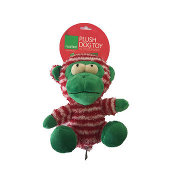 Christmas Fuzzyard Bubbles The Monkey Large