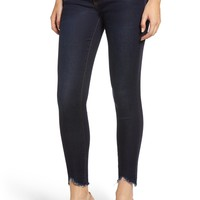 KUT from the Kloth Connie Frayed Ankle Skinny Jeans (Observant) | Nordstrom