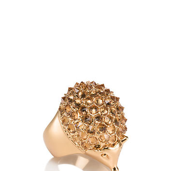 Kate Spade Into The Woods Hedgehog Ring Multi