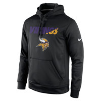 Nike KO Staff Practice (NFL Vikings) Men's Performance Hoodie
