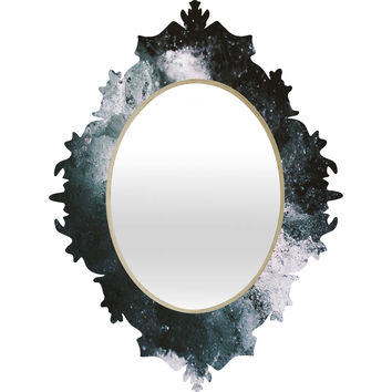 Caleb Troy Soaked Baroque Mirror