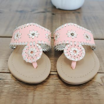 Girls Boho BB Sandal - Pink