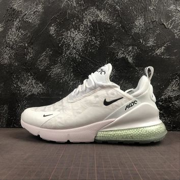 Newest Nike Air Max 270 White Running Shoes - Best Online Sale