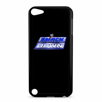 Wwe Smackdown Logo 2 iPod Touch 5 Case