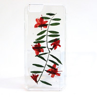 Arianna iPhone 6 Dried Flower Phone Case
