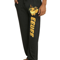 Pokemon Eevee Guys Pajama Pants