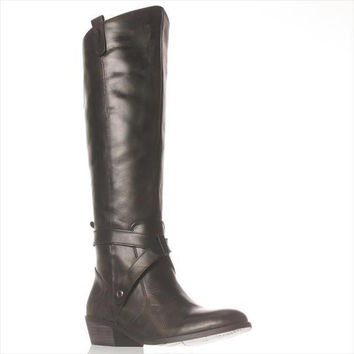 DV by Dolce Vita Clinton Riding Boots - Black