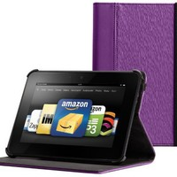 """Marware Vibe Standing Case for Kindle Fire HD 7"""" (Previous Generation), Purple (will only fit Kindle Fire HD 7"""", Previous Generation)"""