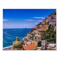 Love Of Positano Italy Poster