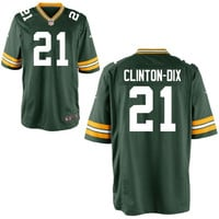 Clinton-Dix Green Bay Packers Nike Game Jersey - Green