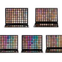 Professional 88 Color Shimmer Makeup Eyeshadow Palette 5 series options