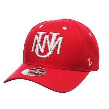 Licensed New Mexico Lobos Official NCAA Competitor Adjustable Hat Cap by Zephyr 969359 KO_19_1