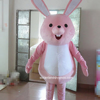 Rabbit Mascot Costume,Cosplay Costume,Adults Costume,Halloween Costume,Christmas Costume,Clothing,Xmas Costume,Easter Costume,Rabbit Cosplay