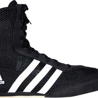 ADIDAS BOX HOG BOXING SHOE | TITLE MMA Gear