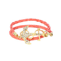 Coral Braided Anchor