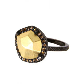 Riff Pebble Ring