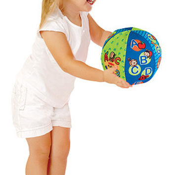 Melissa & Doug 2 in 1 Talking Ball Learning Toy