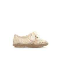 Crochet plimsoll - Shoes - Baby girl - Kids - ZARA United States