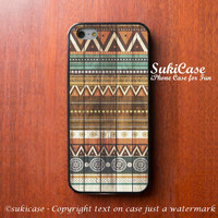 Wooden Aztec iPhone 6 Case Wood Native iPhone Case