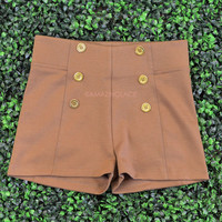 Portsmouth Mocha Sailor Shorts