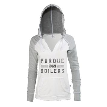 Official NCAA Purdue University Boilermakers Purdue Pete V-Neck Sweatshirt