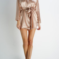 Kara Dress - Champagne
