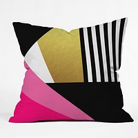 Elisabeth Fredriksson Sweet and glamorous Throw Pillow