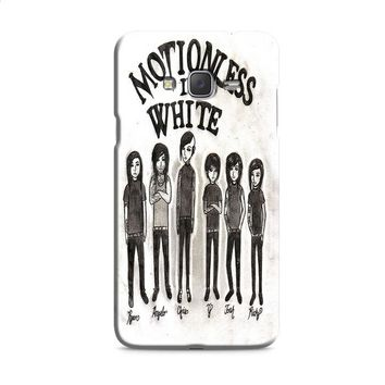 Motionless In White (monster cartoon) Samsung Galaxy J7 2015 | J7 2016 | J7 2017 Case
